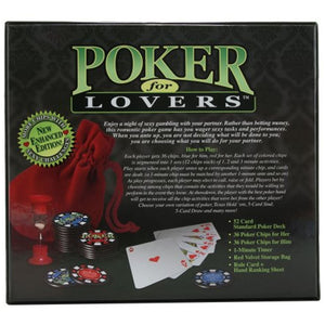 Little Genie Poker For Lovers Game Gifts & Games - Intimate Games Little Genie Productions LLC