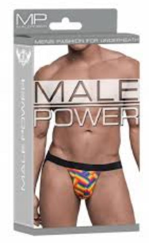 Male Power Pride Fest Jock Print