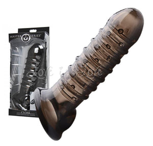 Master Series Cloak Cock Enhancing Sheath (Newly Replenished) For Him - Penis Sheath/Sleeve Master Series