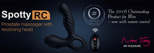 Nomi Tang Spotty Remote Control Vibrating Prostate Massager Award-Winning & Famous - Nomi Tang Nomi Tang