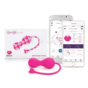 OhMiBod Lovelife Krush Bluetooth Wifi With App Kegel Award-Winning & Famous - OhMiBod OhMiBod