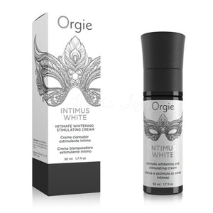 Orgie Intimus White Stimulating Cream 50 ml 1.7 fl oz Enhancers & Essentials - Aromas & Stimulants Orgie