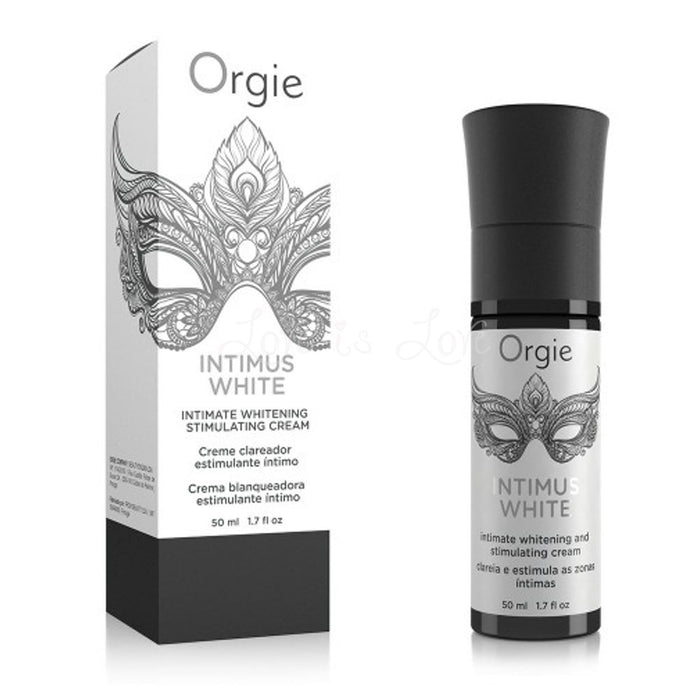 Orgie Intimus White Stimulating Cream 50 ml 1.7 fl oz