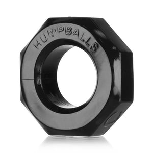 Oxballs Humpballs Cock Ring by Atomic Jock AJ-1077 Black or Ruby (Newly Replenished on Apr 19) For Him - Oxballs C&B Toys Oxballs Black