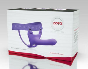 Perfect Fit Zoro 5.5 Inch Strap-On Strap-Ons & Harnesses - Hollow Strap-Ons Perfect Fit