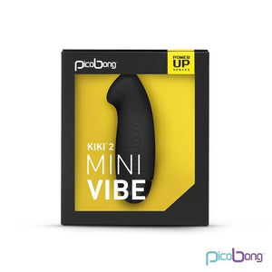 Picobong Kiki 2 Mini Vibe Cerise or Blue or Black Award-Winning & Famous - PicoBong PicoBong Black