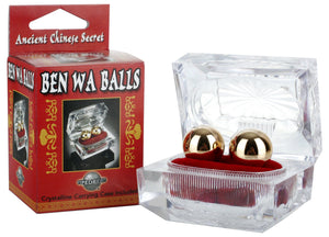 Pipedream Ben Wa Balls For Her - Kegel & Pelvic Exerciser Pipedream Products