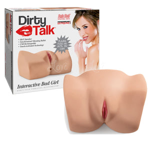Pipedream Extreme Toyz Dirty Talk Interactive Bad Girl Male Masturbators - Pipedream Extreme Toyz Pipedream Extreme Toyz