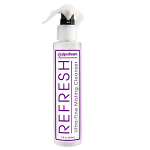 Pipedream Refresh Ultra Fine Misting Cleanser 7 FL OZ 207 ML Toy Cleaner Pipedream Products 7 FL OZ 207 ML