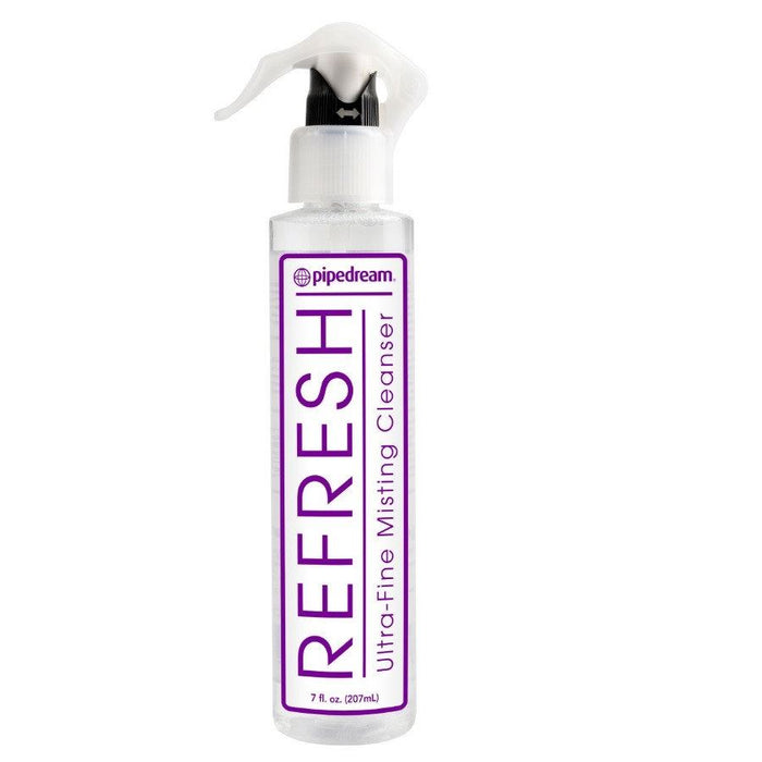 Pipedream Refresh Ultra Fine Misting Cleanser 7 FL OZ 207 ML