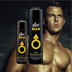 Pjur Man Basic Personal Glide Silicone Lubricant Silicone Based Pjur