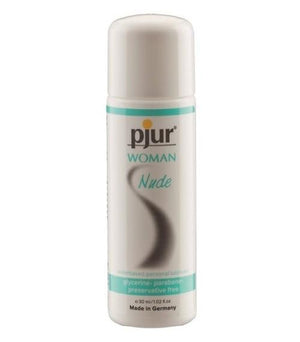 Pjur Woman Nude Waterbased Personal Lubricant 30 ML or 100 ML Water Based Pjur 30 ml (1.02 fl oz)