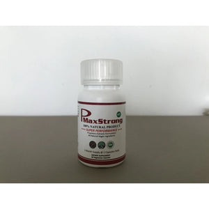 Pmax Strong Enhancement HT 60 Capsules (New Effective Formula - For Users With Hypertension) For Him - Penis Enhancement Nanobiotechnology