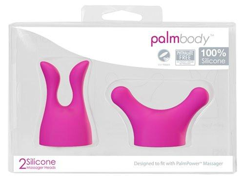 Powerbullet Palmbody 2 Silicon Massager Heads