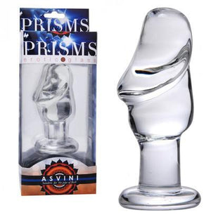 Prisms Erotic Glass Asvini Glass Penis Anal Plug Anal - Anal Glass Toys Prisms
