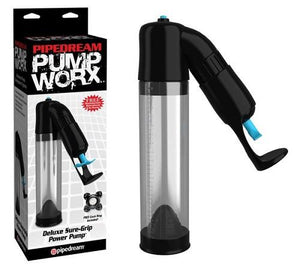 Pump Worx Deluxe Sure-Grip Power Pump For Him - Pump Worx Pump Worx