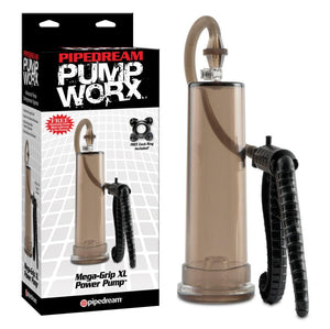 Pump Worx Mega-Grip XL Power Pump For Him - Pump Worx Pump Worx