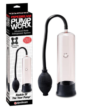 Pump Worx Rookie of the Year Pump For Him - Pump Worx Pump Worx