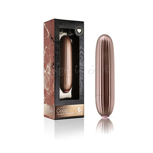 Rocks-Off 10 Speed Opulent Pleasures Coco Bullet Vibe 3.75 Inch Award-Winning & Famous - Rocks-Off Rocks-Off