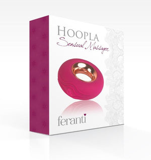 Rocks-Off Feranti Hoopla Rechargeable 10 Functions Sensual Massager Vibrators - Clitoral & Labia Rocks-Off