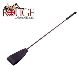 Rouge Garments Leather Riding Crop 25 Inch Bondage - Floggers/Whips/Crops Rouge Garments
