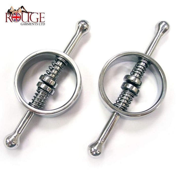 Rouge Garments Nipple Clamps