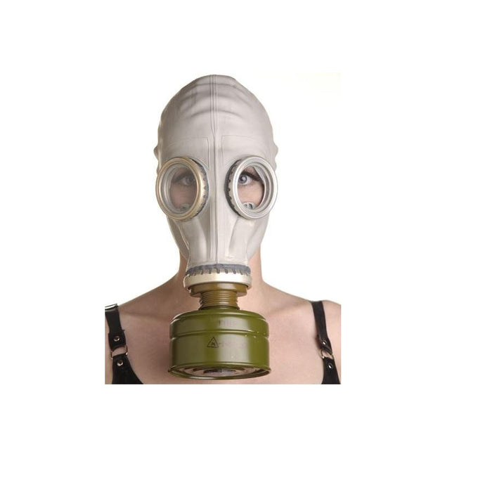 Rubber Gas Mask (Last Piece at Midpoint Orchard Store)