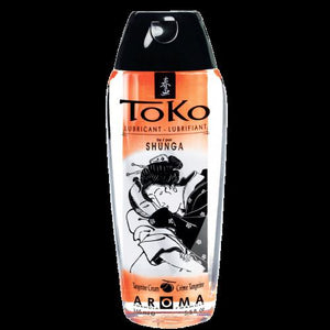 Shunga Erotic Art Toko Aroma Lubricant 165 ML 5.5 FL OZ Lubes & Cleaners - Flavoured Lubes Shunga Tangerine Cream