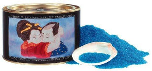 Shunga 'Oriental Crystals' Scented Dead Sea Salt - Ocean Breeze ( Clearance Sale - Last Piece at Peninsula Plaza) For Us - Bathtime Fun Shunga