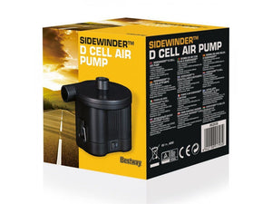Sidewinder D Cell Air Pump Miscellaneous Bestway