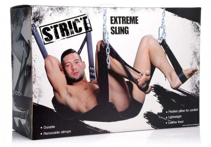 STRICT  Extreme Sling With Pillow And Stirrups