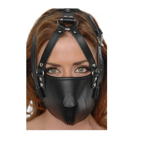 Strict Leather Face Harness Bondage - Hoods & Muzzles Strict Leather