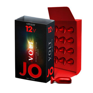 System JO For Her 12Volt Clitoral Stimulant Buzzing Tingling Serum (Brand New Replenished Stock) Enhancers & Essentials - Her Sex Drive System JO