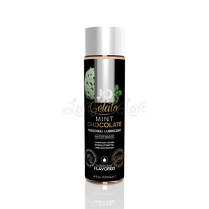 System JO Gelato Collection Mint Chocolate Personal Lubricant 120 ML 4 FL OZ Lubes & Toy Cleaners - Flavoured Lubes System JO