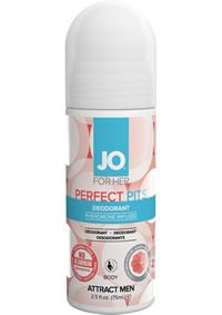 System JO Pheromone Deodorant For Women 75ML 2.5 FL OZ Enhancers & Essentials - Drive Boosters & Potions System JO