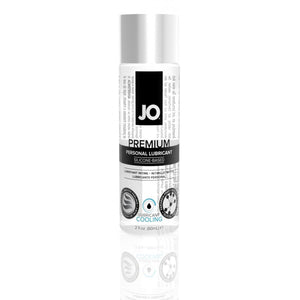 System JO Premium Silicone Lubricant Cool 60 ml 2 fl oz (Newly Replenished) Lubes & Toy Cleaners - Silicone Based System JO 60 ML 2 FL