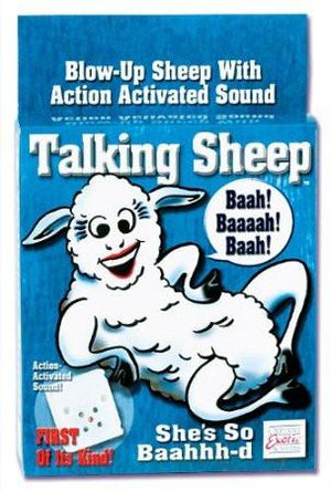 Talking Sheep Gifts & Games - Gifts & Novelties CalExotics