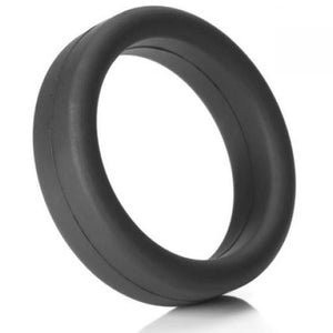 "Tantus Silicone Super Soft C-Ring 1.5"" Black or Purple ( Newly Replenished) Award-Winning & Famous - Tantus Tantus"