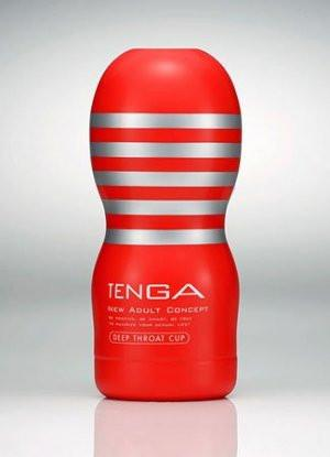 Tenga Deep Throat Original Vacuum Cup Award-Winning & Famous - Tenga Tenga