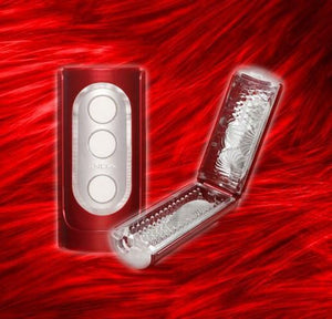 Tenga Flip Hole Red (Promotion Sale) Male Masturbators - Tenga Masturbators Tenga