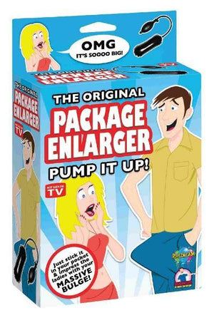 The Original Package Enlarger Gifts & Games - Gifts & Novelties Pipedream Products