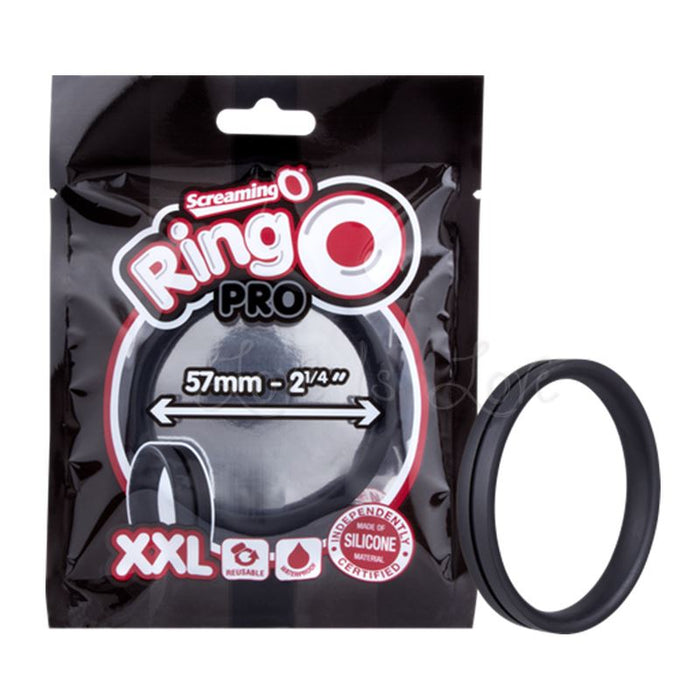 The Screaming O RingO Pro XXL 57 mm Black