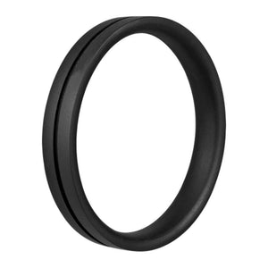 The Screaming O RingO Pro XXL 57 mm Black Cock Rings - Stretchy Cock Rings The Screaming O
