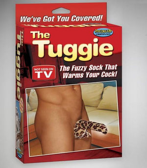 The Tuggie - The Fuzzy Sock That Warms Your Cock Gifts & Games - Gifts & Novelties Pipedream Products