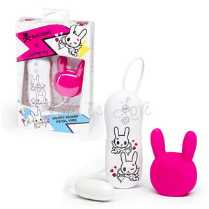 Tokidoki x Lovehoney Honey Bunny 10 Function Silicone Clitoral Vibrator Vibrators - Cute & Discreet Lovehoney