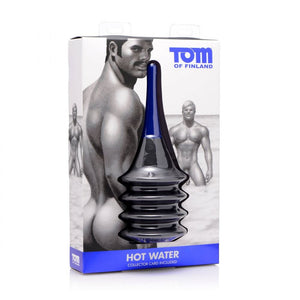 Tom of Finland Enema Delivery System Anal - Anal Douches & Enemas Tom Of Finland