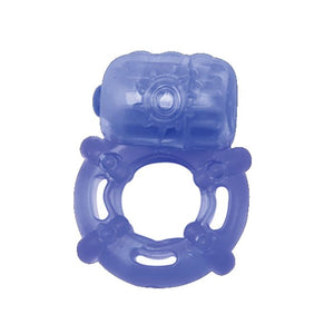 Topco Climax Juicy Rings Blue ( New Designed) Cock Rings - Vibrating Cock Rings Topco Sales