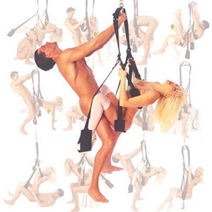 Universal Swing Stand Bondage - Sex Slings & Swings Pipedream Products
