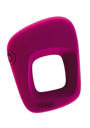 Vive Senca USB Rechargeable Vibrating Cockring Award-Winning & Famous - VIVE VIVE