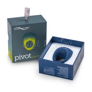 We-Vibe Pivot Vibrating Cock Ring Award-Winning & Famous - We-Vibe We-Vibe